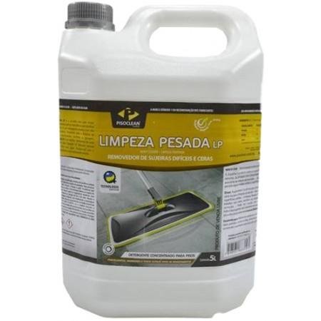 Detergente Limpeza Pesada LP 5L - Pisoclean