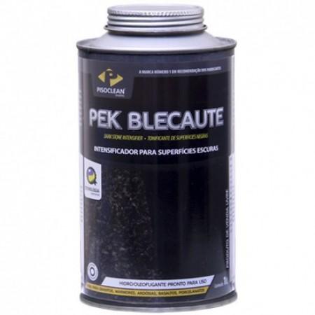 Pek Blecaute: Impermeabilizante para Granitos e Porcelanatos Pretos - Pisoclean