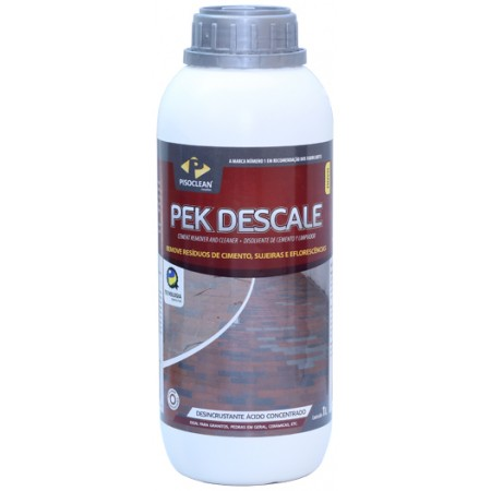 Detergente Pek Descale - Pisoclean